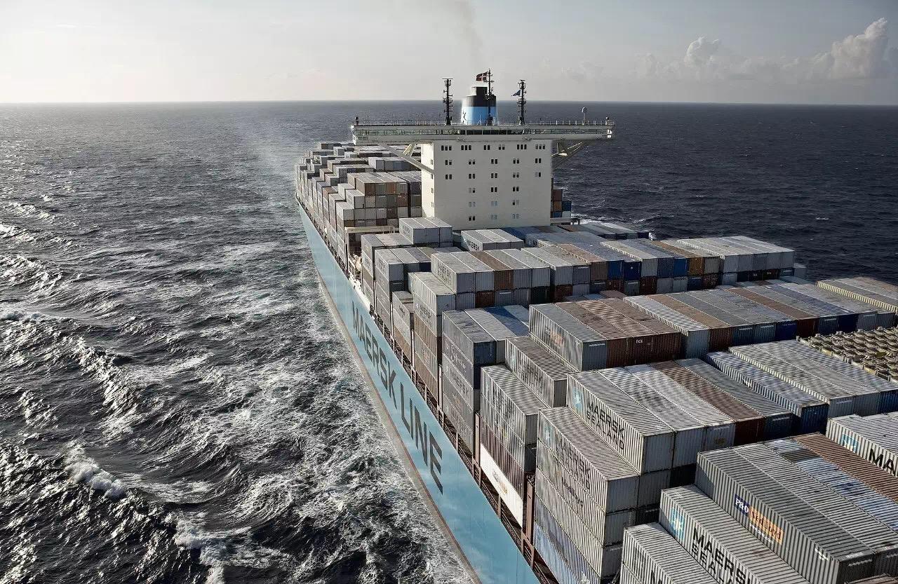 马士基征收往返瑞典港口堵塞费
